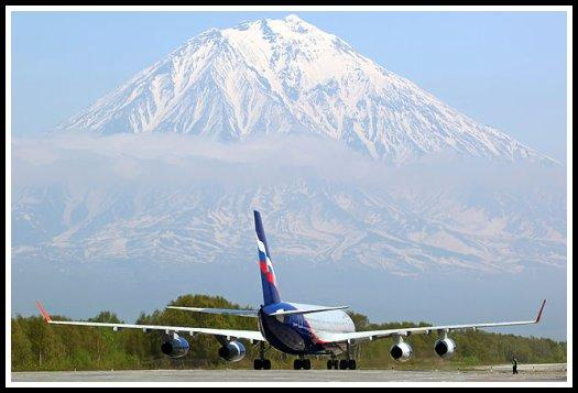 Aeroflot has maintained many important services to communities like Petropavlovsk-Kamchatsky in the Russian Far East
